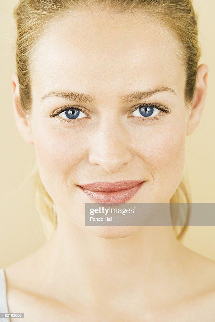 Woman, portrait : Stock Photo