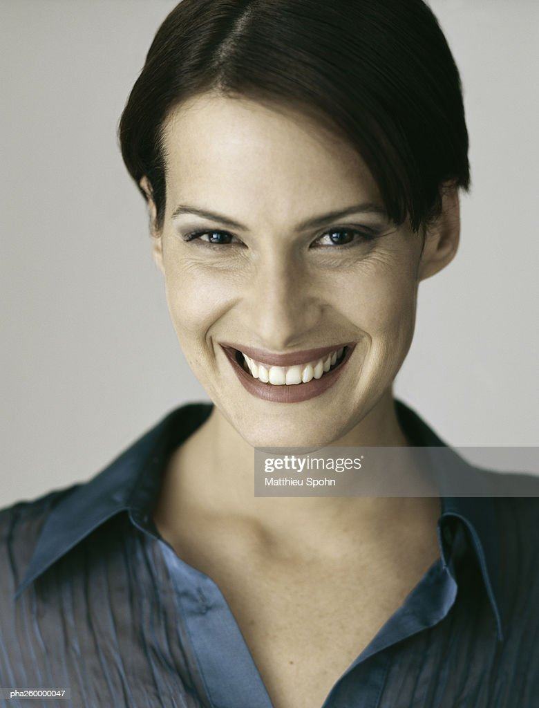 Woman, portrait : Foto stock