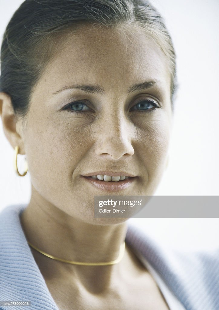 Woman, portrait : Stockfoto