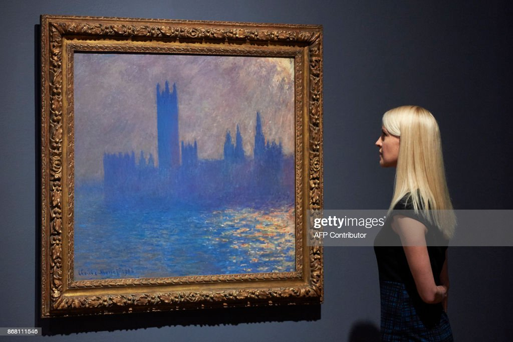 Going indoors, Monet's chilly London landscapes are among highlights at Tate Britain's Impressionists exhibition on this winter