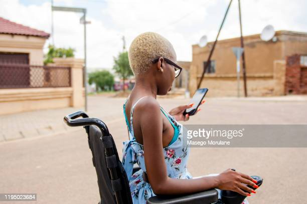 woman posing in the street - township stock pictures, royalty-free photos & images