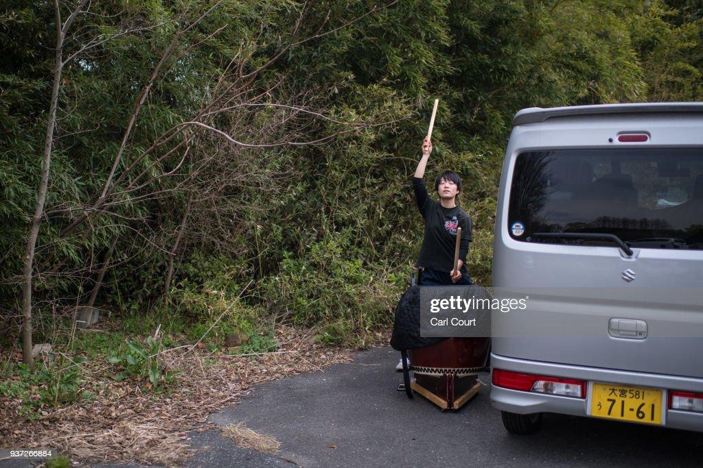 Japan's Courteous Drummers