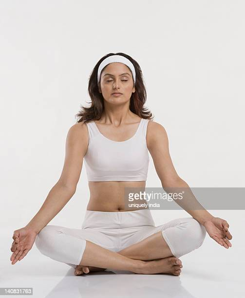8 059 Indian Yoga Photos And Premium High Res Pictures Getty Images