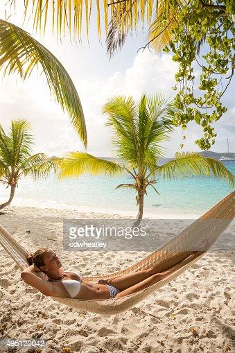 Salomon Bay Beach Stjohn Ilhas Virgens