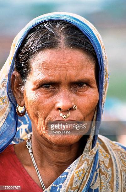 A woman resident of a Dhaka district