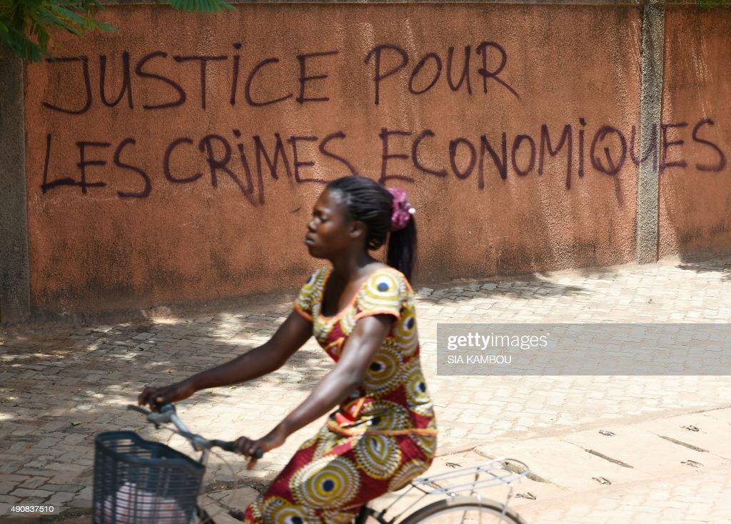 BURKINA-POLITICS-UNREST : News Photo