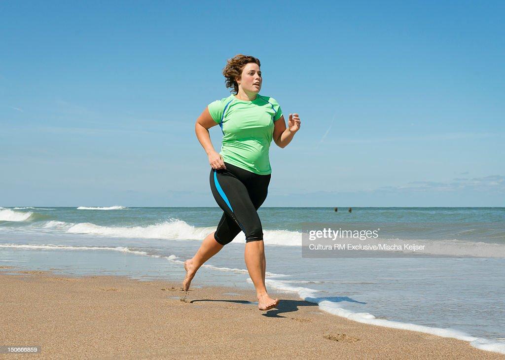 Fat mature sports water