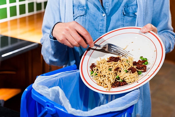 a discussion on leftovers and food waste
