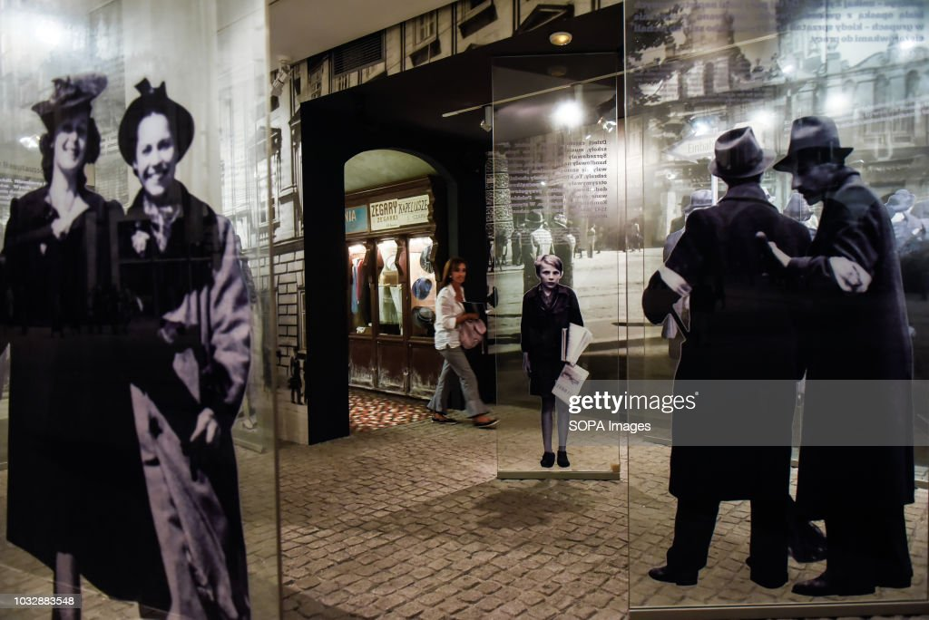 Oskar Schindler's 'List' Museum in Poland : News Photo