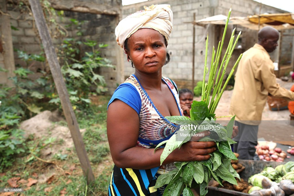 Woman in Mbalmayo