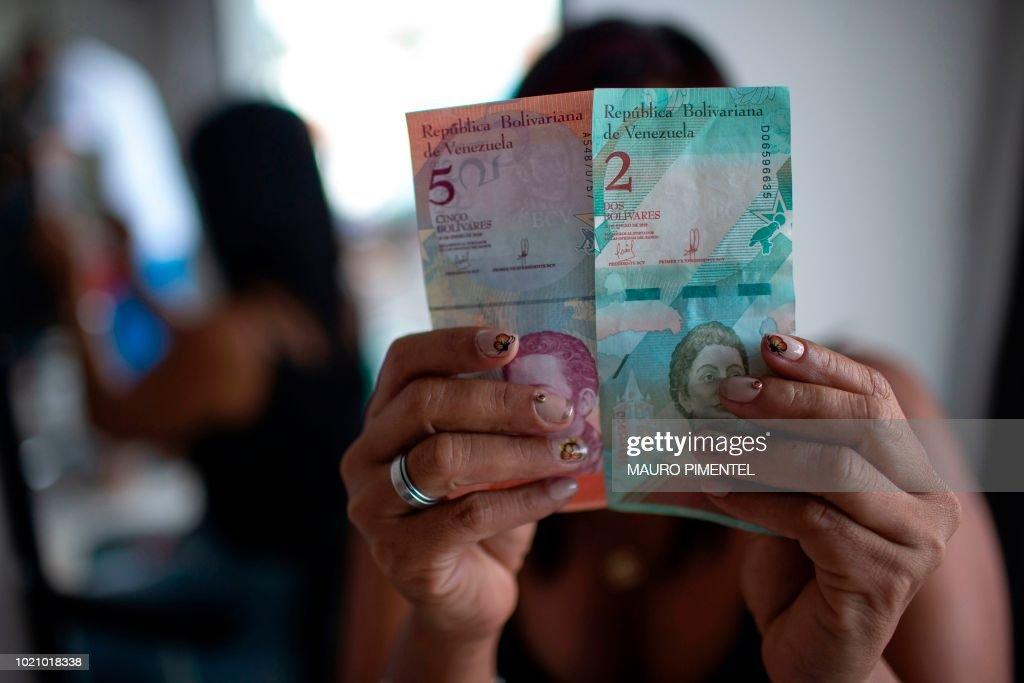 BRAZIL-VENEZUELA-CRISIS-MIGRATION : News Photo