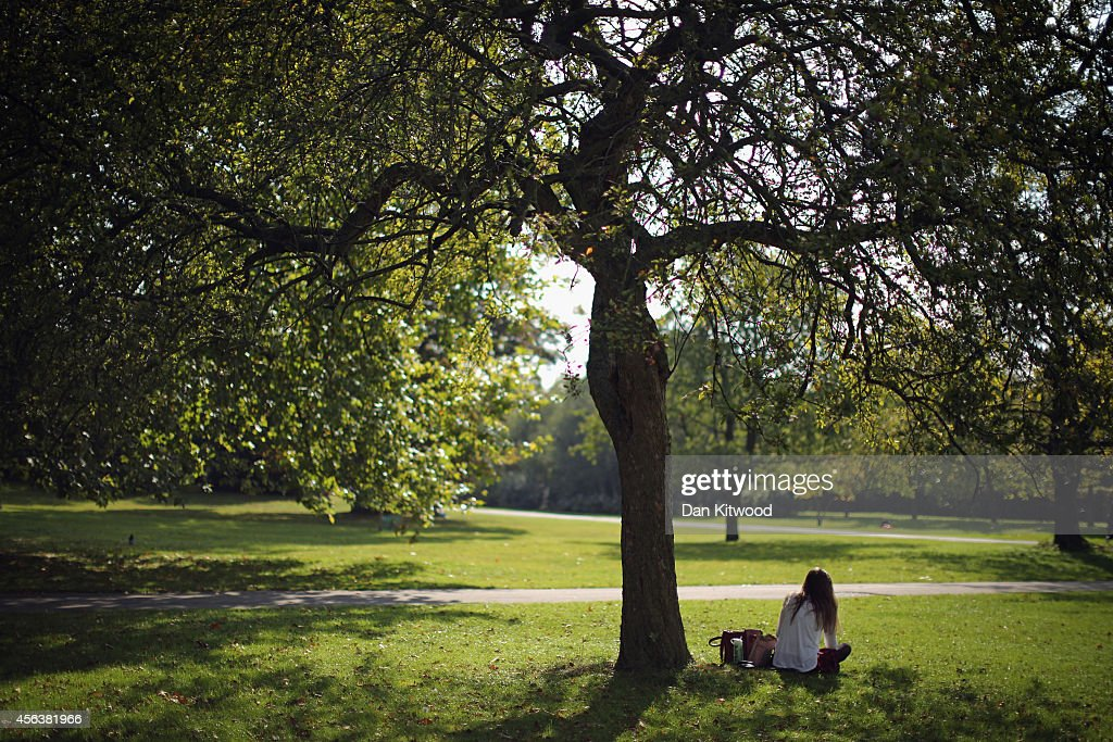 Britain Set For Driest September Since 1910 : News Photo