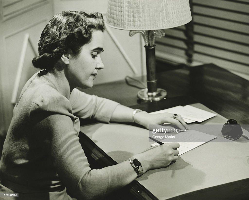 No name woman essay