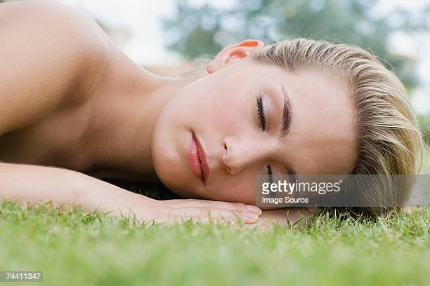 Portrait Of A Young Woman High-Res Stock Photo - Getty Images