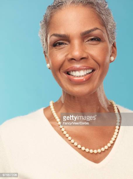 woman smiling - corbis images stock photos and pictures