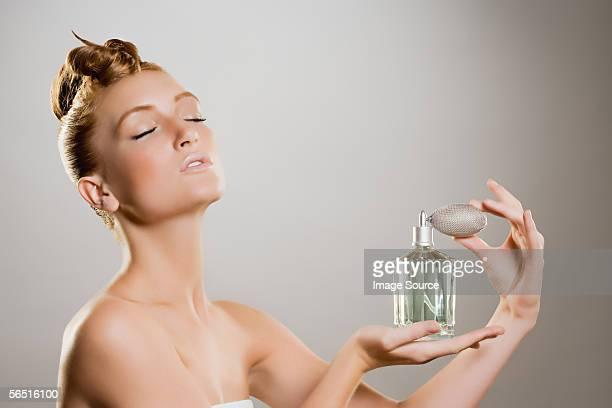 Femme Asperger parfum