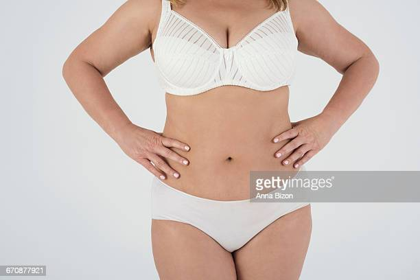 overweight is problem a lot of people. debica, poland  - chubby legs stock photos and pictures