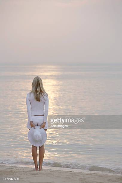 Bottomless Blondes Stock Photos And Pictures Getty Images