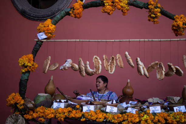 MEX: Mexicans Celebrate The Traditional Day of The Dead Amid Coronavirus Pandemic