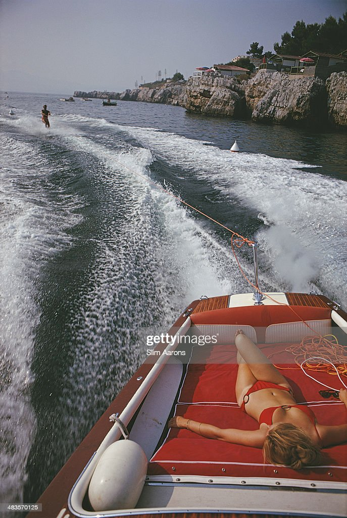 Leisure In Antibes : News Photo