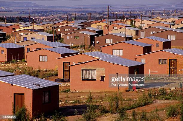 18 Rdp Houses Pictures, Photos & Images - Getty Images
