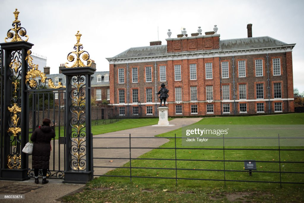 Their First Home - Prince and Meghan will live at Nottingham Cottage in Kensington Palace.