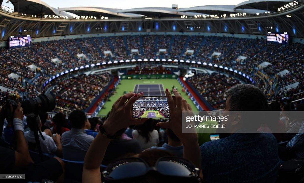 TENNIS-ATP-CHN : Foto di attualità