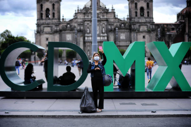 MEX: Mexico City Reactivates Economy Amid Coronavirus Pandemic