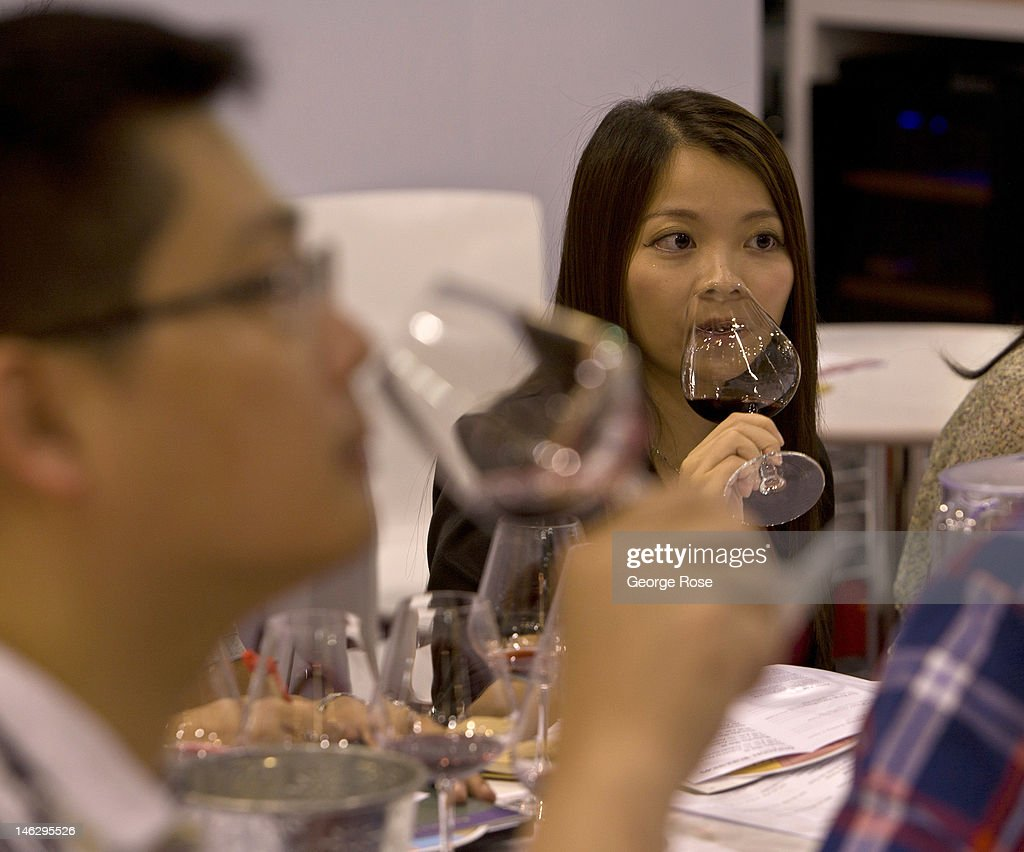 Global Wine Producers Attend Vinexpo : News Photo