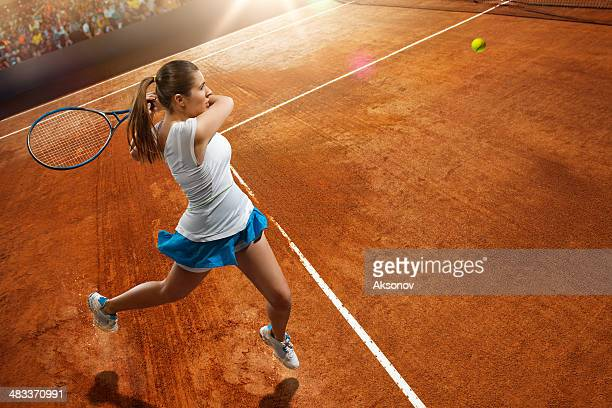 Woman Tennis Player