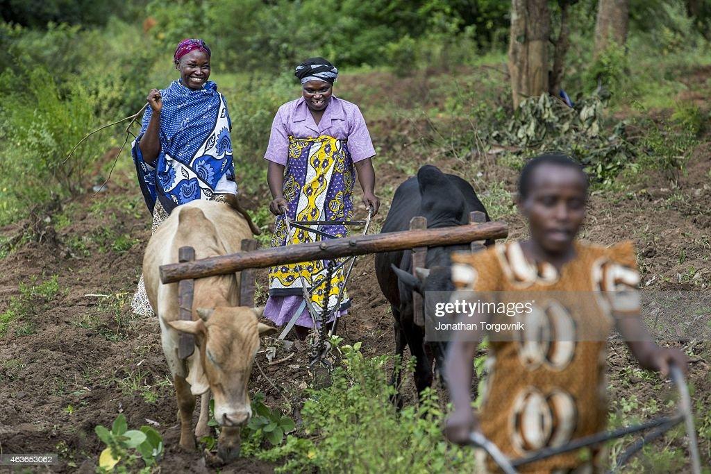 Hewlett Foundation Grantees in Kenya : News Photo