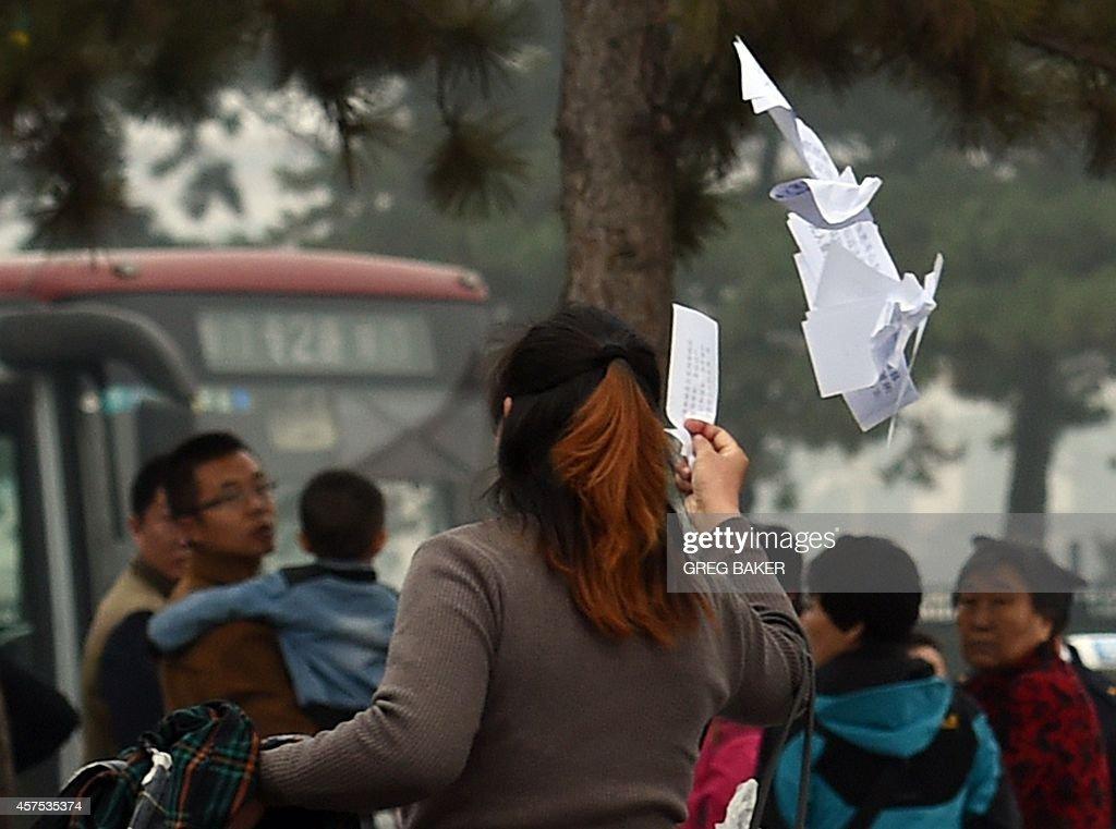 CHINA-POLITICS-LAW : Nachrichtenfoto