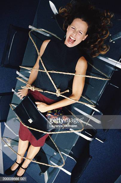 Women Tied Up With Rope Stock Photos And Pictures  Getty -5043