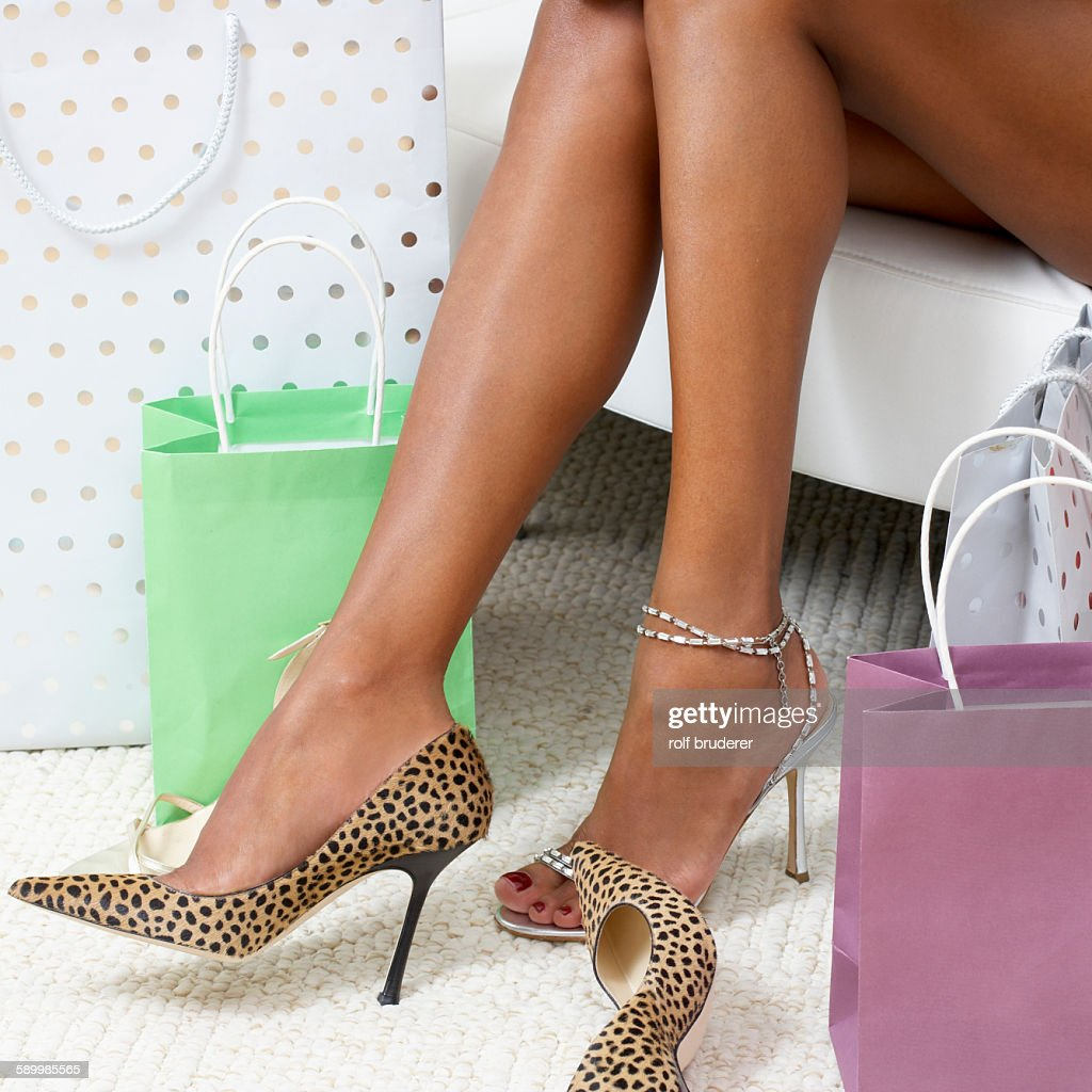 Sexy feet in high heels pics-3828