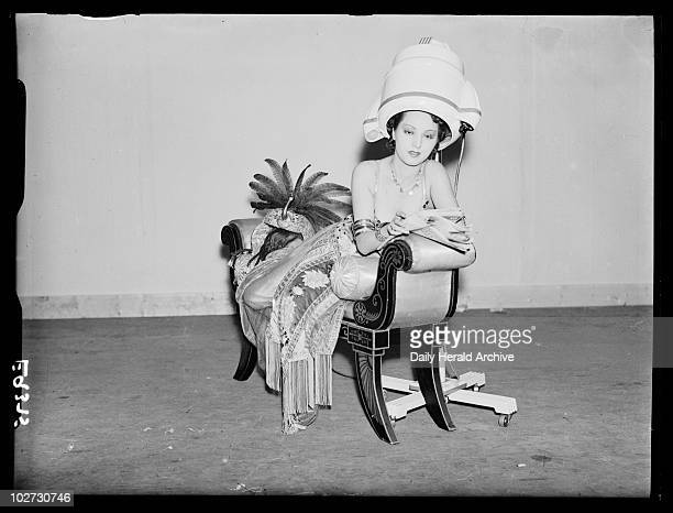 Woman under a hairdrier 1930s Comprising over 3 million photographs and covering a period from 1911 to the mid1960s the photographic archive of the...