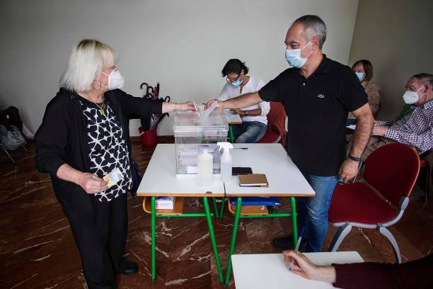 ESP: Elections In The Basque Country