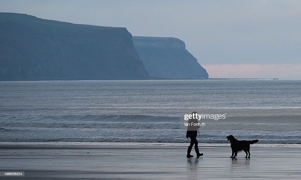 Early Morning Views From Whitby : News Photo