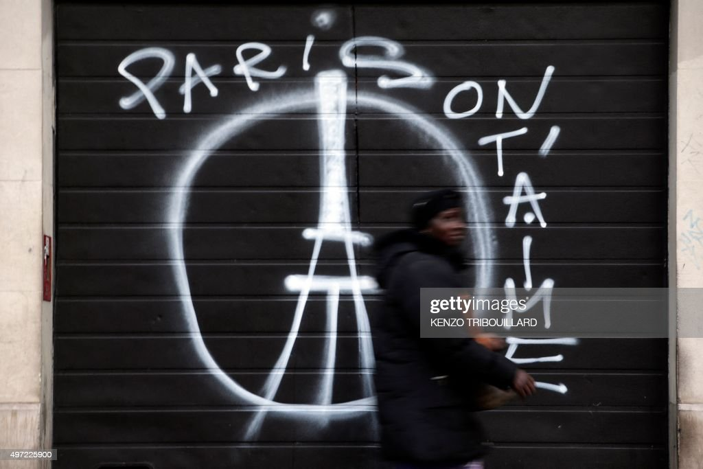 FRANCE--ATTACKS : News Photo