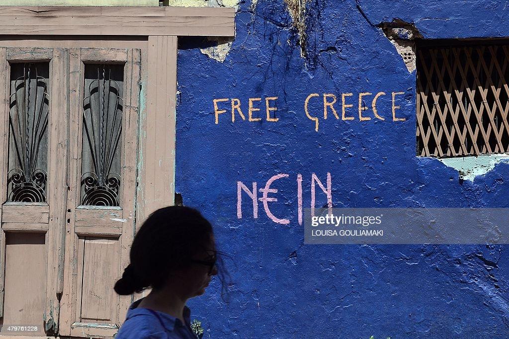 GREECE-EU-POLITIC-DEBT : ニュース写真