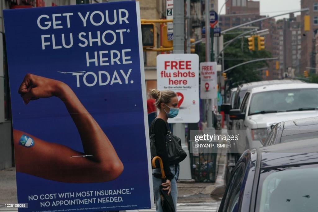 US-HEALTH-VIRUS : News Photo