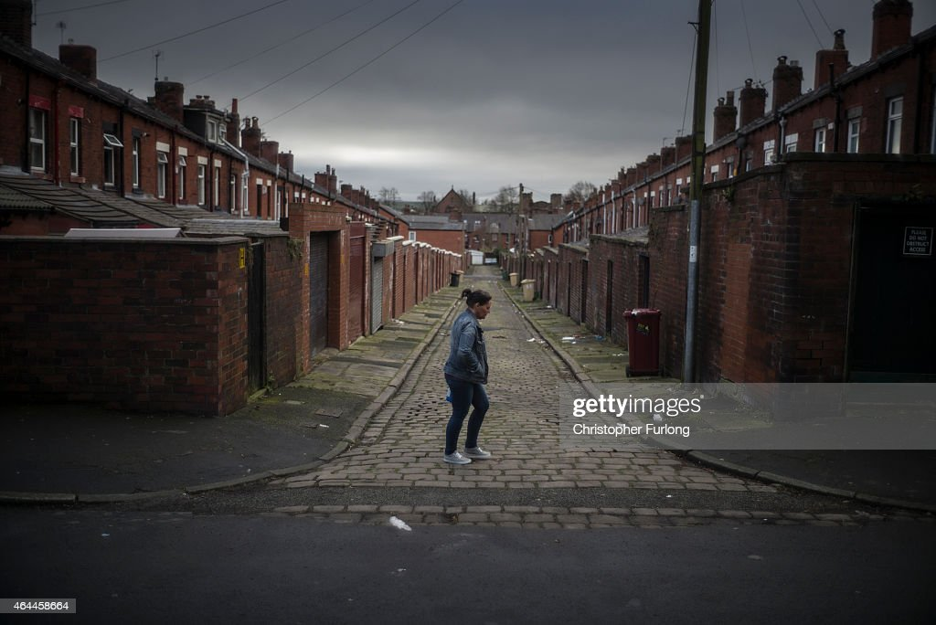 2015 General Election - Life In The North Of England : News Photo