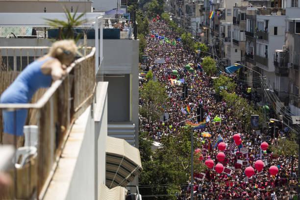 ISR: Tel Aviv Pride 2019