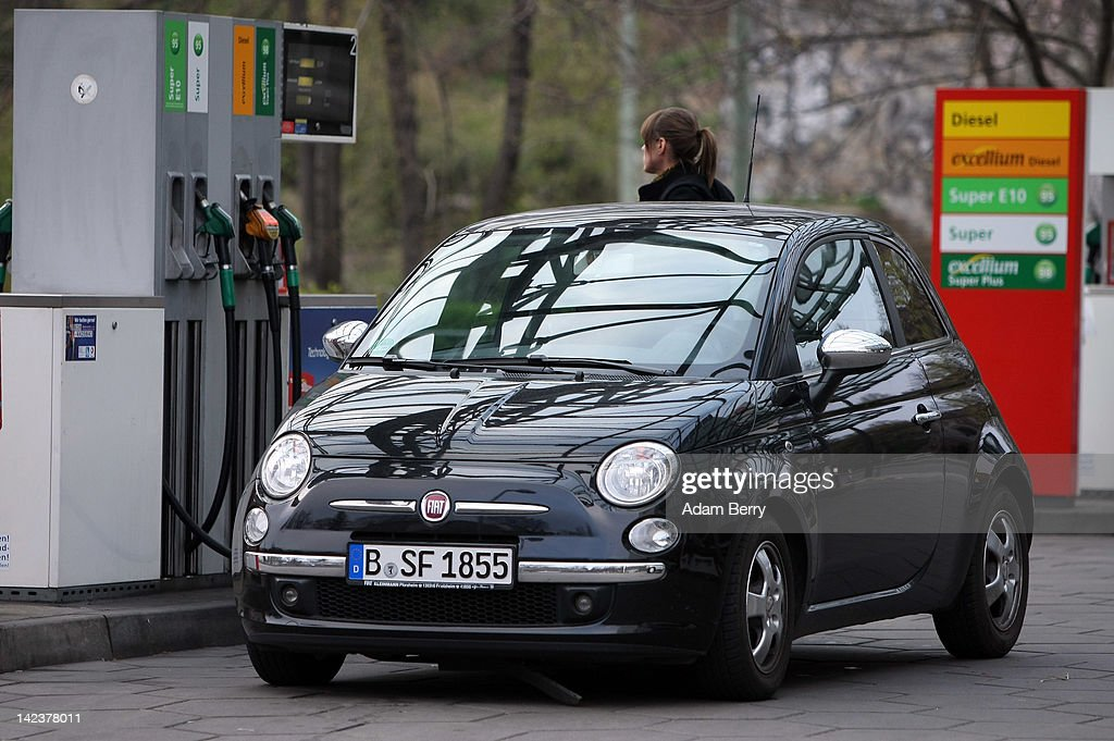 New Law To Affect Gasoline Pricing : News Photo