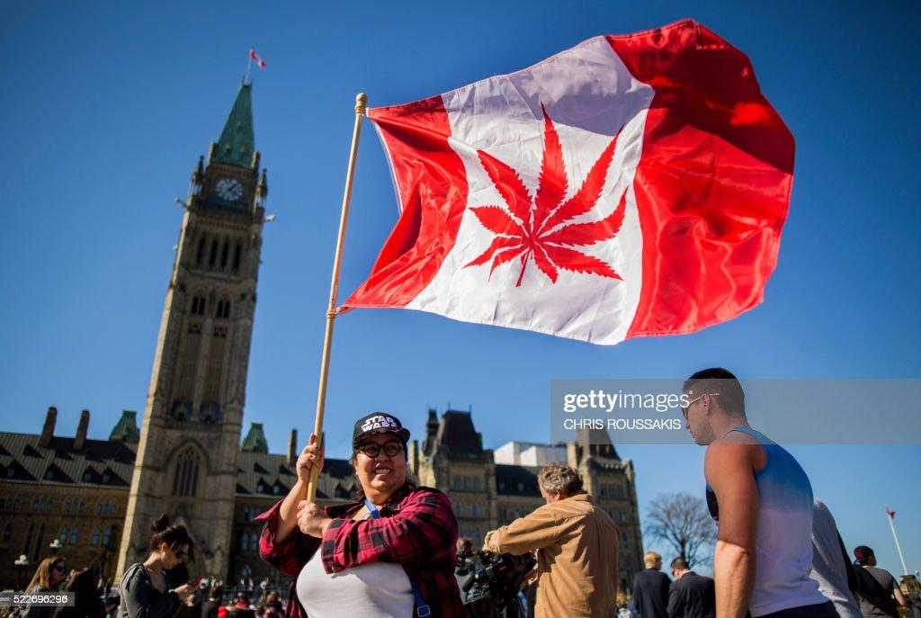 DOUNIAMAG-CANADA-UN-DRUGS-MARIJUANA-GOVERNMENT : Fotografía de noticias