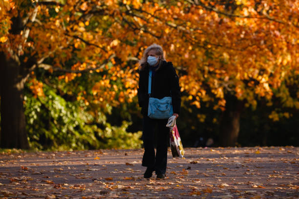 GBR: Autumn Colours In London