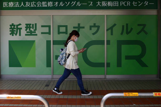 JPN: State Of Emergency Expected To Be Declared In Osaka As Japan Experiences A Fourth Wave Of Coronavirus