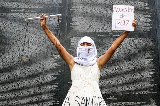 SLV: 29th Anniversary Of El Salvador Peace Accords