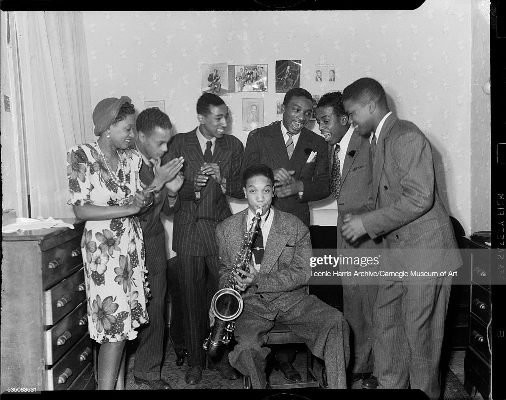 Walt, Nate Harper And Others : News Photo