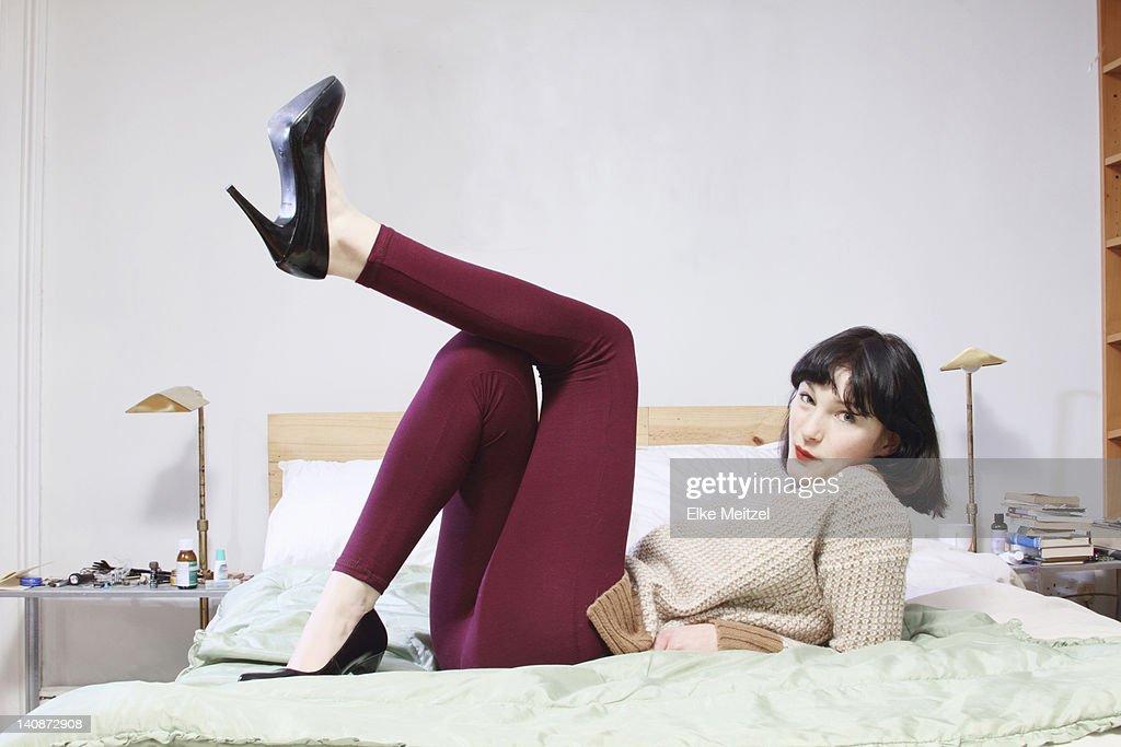 High Heels Fürs Bett