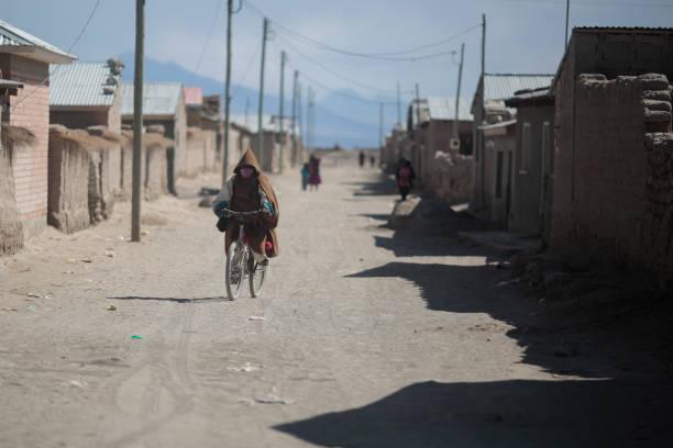 BOL: Vaccination At Uru Chipaya Andean Community